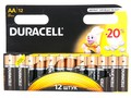 Элемент LR6 Duracell АА бл/12 1шт